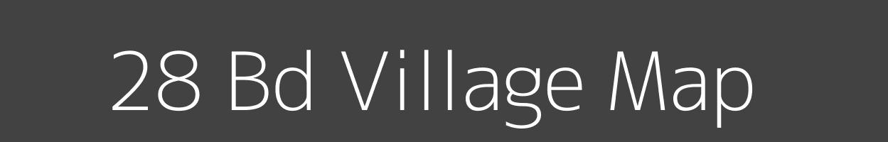 Map of 28 Bd Village in Rajasthan Image