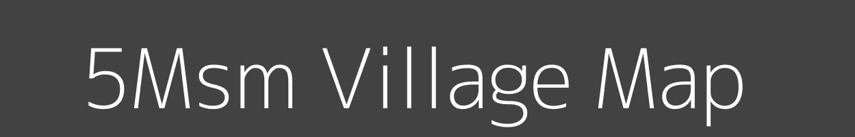 Map of 5Msm Village in Rajasthan Image