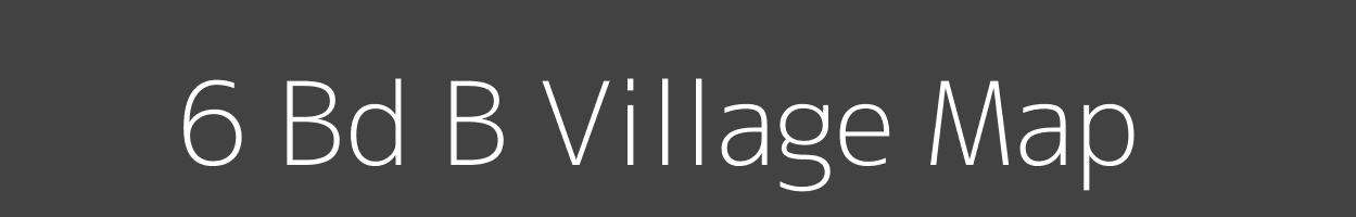 Map of 6 Bd B Village in Rajasthan Image
