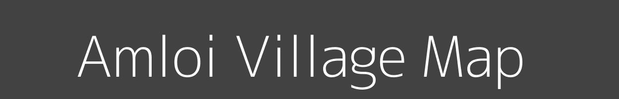 Map of Amloi Village in Rajasthan Image