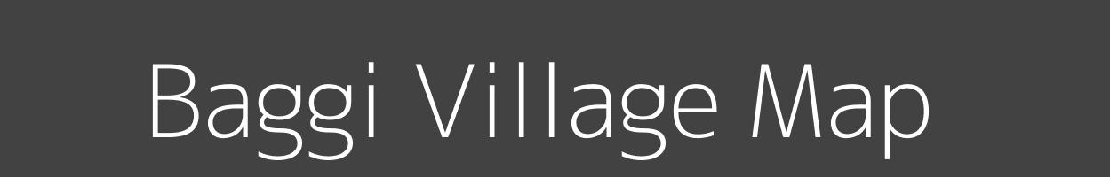Map of Baggi Village in Maharashtra Image