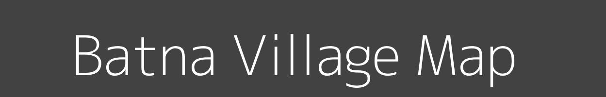 Map of Batna Village in Balagarh, Hugli 324954