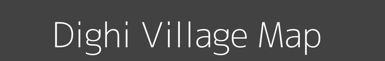 Map of Dighi Village in Maharashtra Image