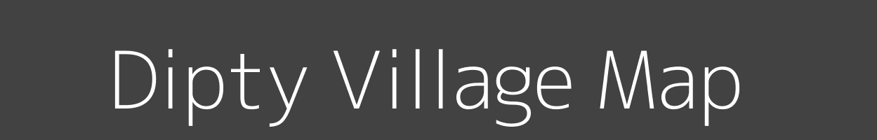 Map of Dipty Village in Rajasthan Image