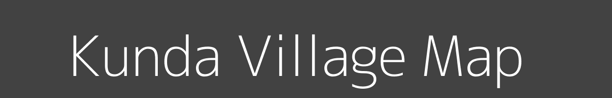 Map of Kunda Village in Rajasthan Image