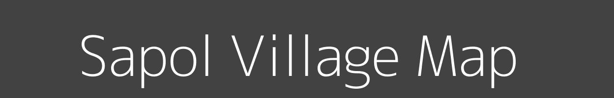 Map of Sapol Village in Rajasthan Image